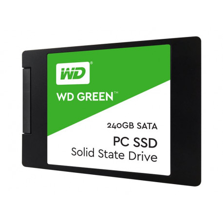 WD Green SSD 240Go