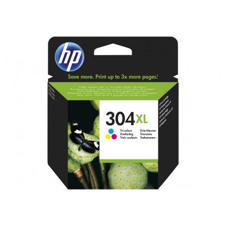 HP 304XL Trois-couleur Cartouche d encre