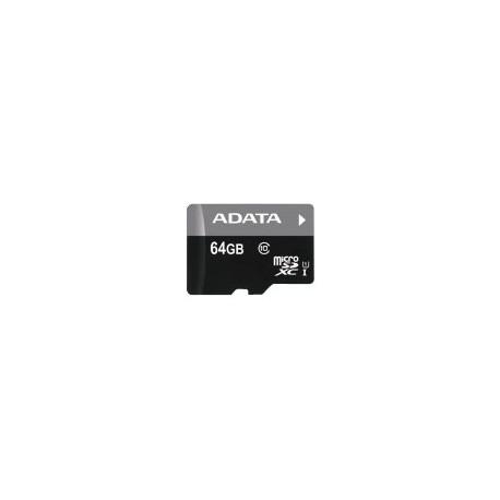 ADATA Premier Micro SD Class10 UHS-I CL10 64GB