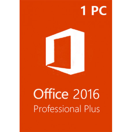 Microsoft office 2016 PP