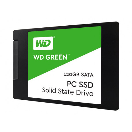 WD Green 120Go SSD WDS120G2G0A