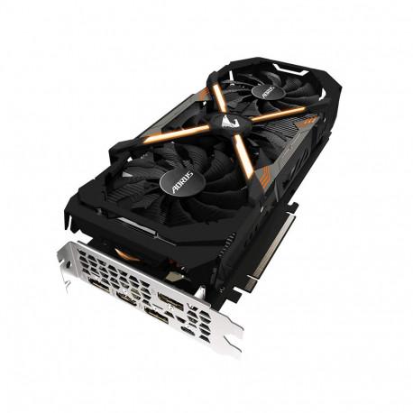 Gigabyte 9VN2060AX-00-10 AORUS GeForce RTX 2060 Xtreme, Noir