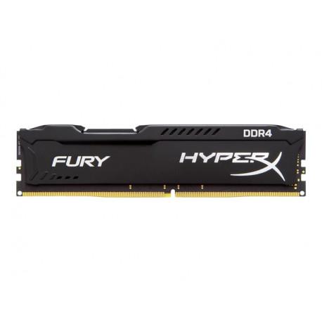 HyperX FURY - DDR4 - 8 Go - DIMM 288 broches - mémoire sans tampon