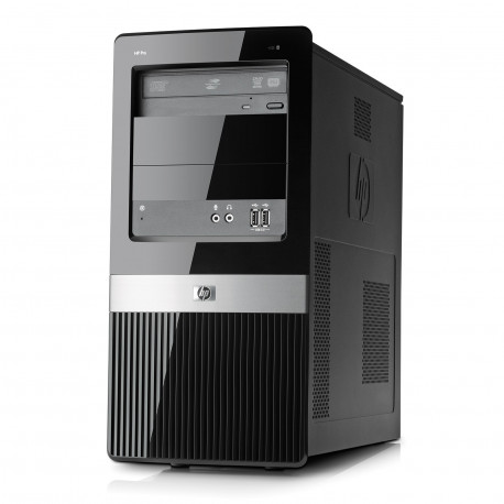 Tour HP Pro 3120 MT - Windows 10