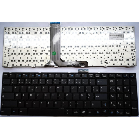Clavier compatible MSI CR60 Series