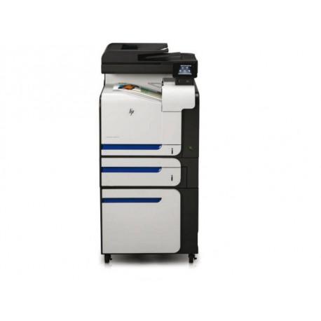 Multifonction HP LaserJet Pro 500 color MFP M570dn + Bac + rangement