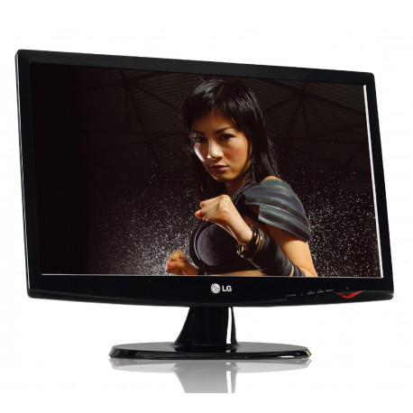 """LG W1943SS Ecran PC LCD 18.5"""" 16/9e Full HD Noir"""