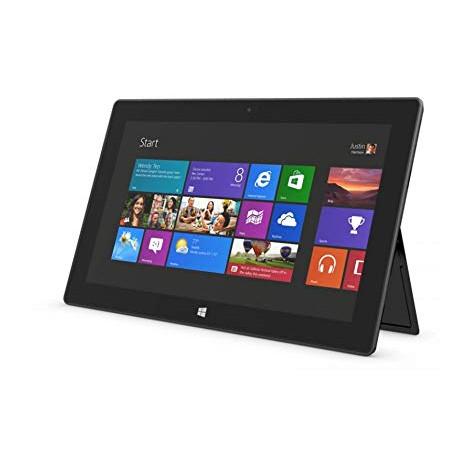 Microsoft Surface RT 32 Go - Noir