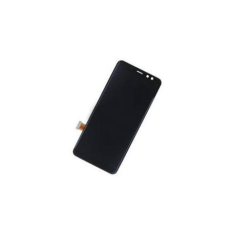 Ecran Samsung A8 2018 - Noir
