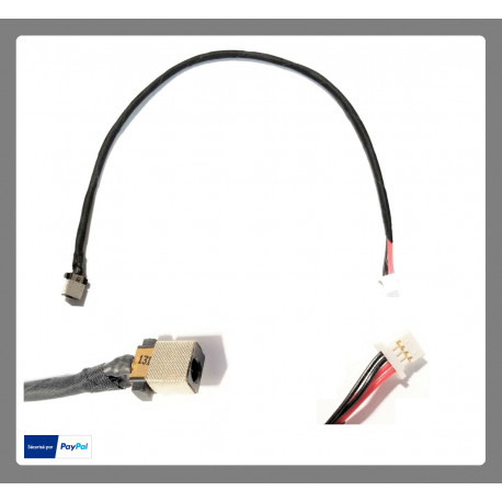 Cable Power DC pour Acer R7-371T