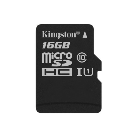 Carte miniSDHC Kingston Canvas Select - 16 Go