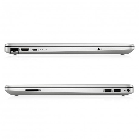 HP PC Portable 15-dw0051nf 15'' FHD Argent