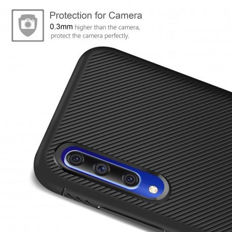 Coque Xiaomi Mi A3 Etui Silicone & Verre trempé Protection Écran