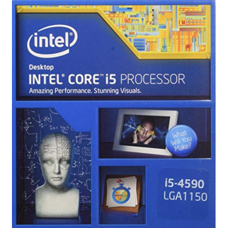 Processeur Intel Core I5-4590 3.30GHz