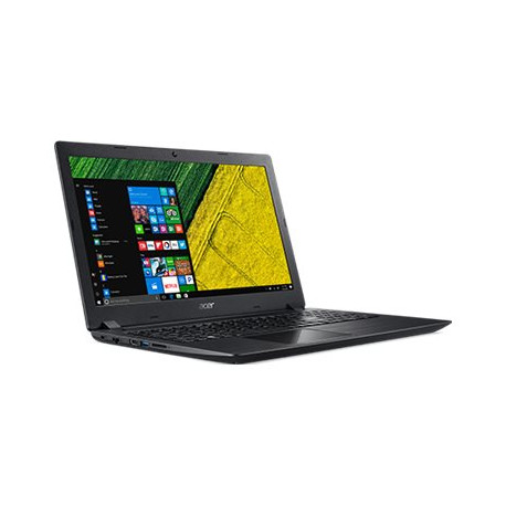 "Acer Aspire 3 Ordinateur Portable 15.6"" HD Noir"