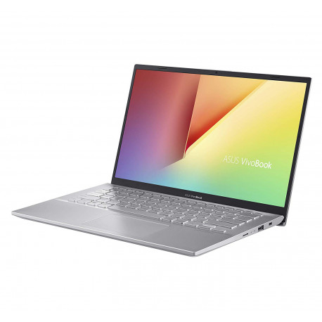 "Asus Vivobook S PC Portable 14"" FHD (Intel Core i5-8265U, 8Go de RAM, 512Go SSD, Windows 10) Clavier AZERTY Français"