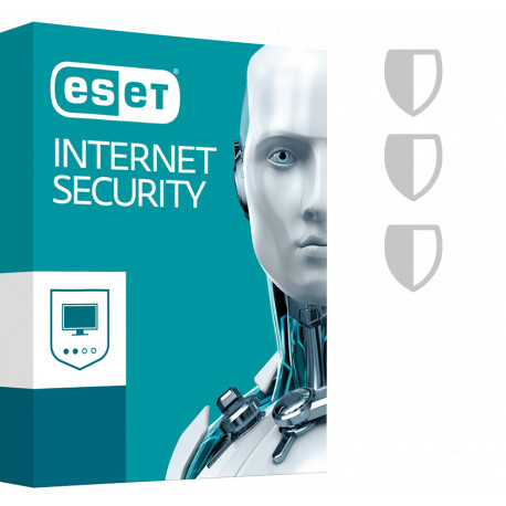 ESET INTERNET SECURITY 1AN 1PC