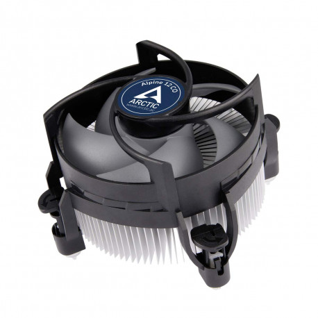 ARCTIC Alpine 12 CO : Refroidisseur d'UC Silencieux, Compatibilité Intel 115X