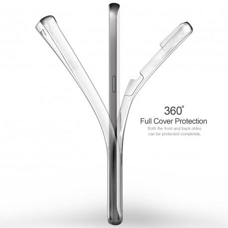 Etui Galaxy S7 - Coque complete Silicone