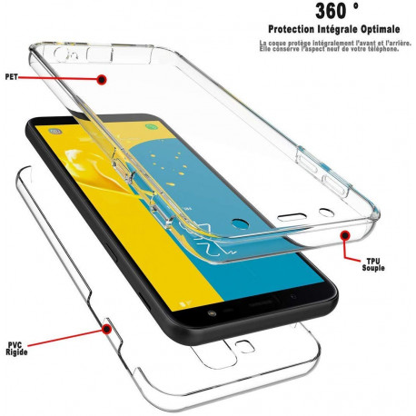 Etui en silicone complete - Xiaomi Redmi 7