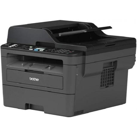 Brother MFC-L2710DW Imprimante Multifonction 4 en 1 Laser - Monochrome - A4