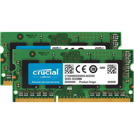 Crucial CT2KIT51264BF160B 8Go Kit