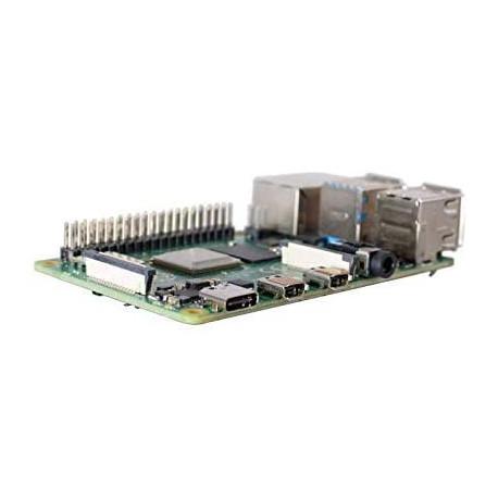 Raspberry Pi 4 B - 4 Go RAM