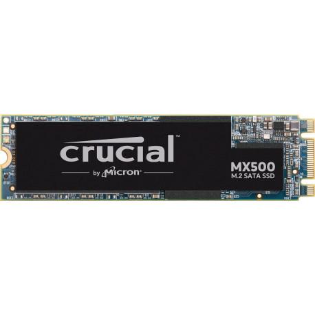 Crucial SSD interne MX500 (250Go, 3D NAND, SATA, M.2 (2280)