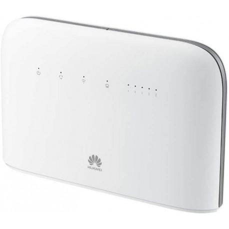 Huawei B715s-23c Blanc Routeur 4G++ 3CA LTE LTE-A