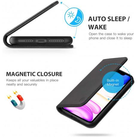 SHIELDON Coque iPhone 11 Pro Max