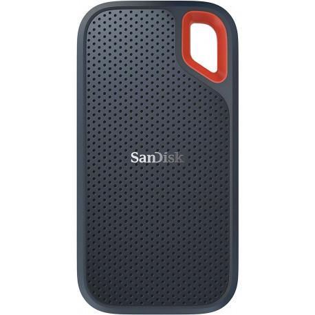 SanDisk Extreme Portable SSD 500Go - Disque SSD externe jusqu'à 550Mo/s en lecture