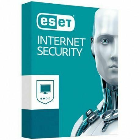 ESET Internet Security 1 PC - 3 ans - numérique