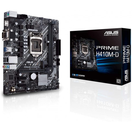 Carte Mere ASUS Prime H410M-D