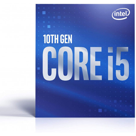 Processeur Intel Core i5-10400 (BX8070110400) Socket LGA1200 (chipset Intel serie 400) 65W