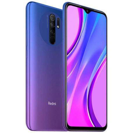 "Redmi 9 Samartphone - 3GB 32GB AI QUAD CAMÉRA 6.53"" Full HD - Violet"