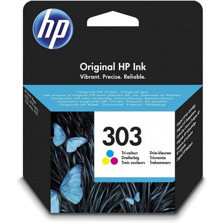 HP 303 cartouche d'encre Authentique - Couleur