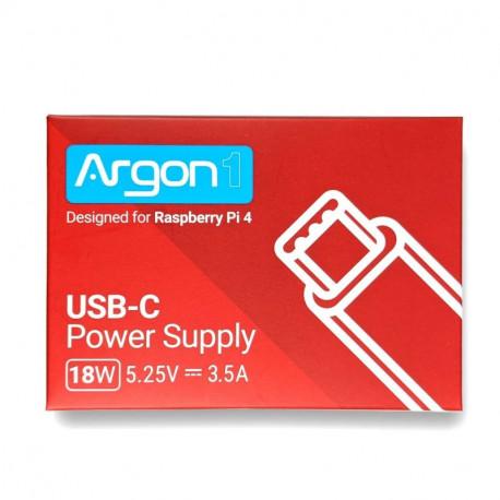 Alimentation ArgonOne Pi 4