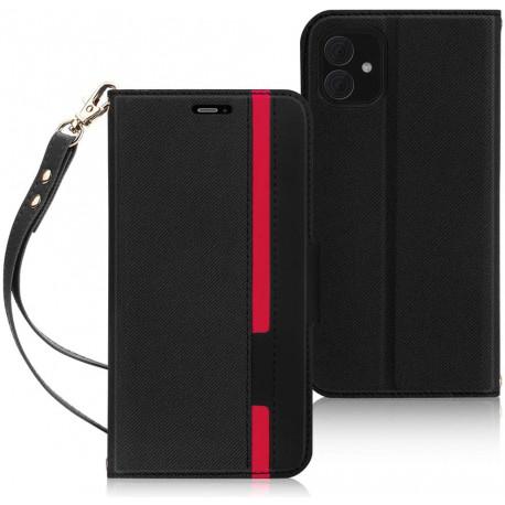 Etui Coque iPhone 11, [Top-Notch Series] Étui Premium en Cuir Housse