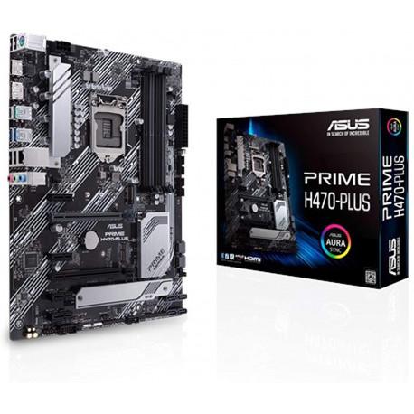 PRIME H470-PLUS* H470/LGA1200/M.2/USB3.2/ATX *9457