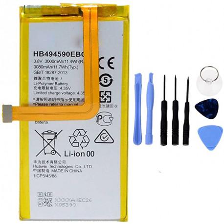 Batterie générique Haute capacité 3000 mAh Compatible avec Huawei Honor 7