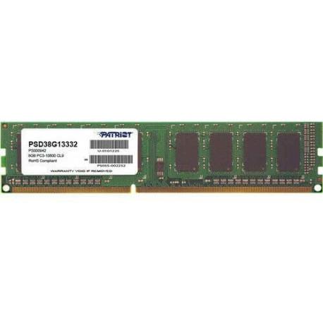 Patriot Memory Série Signature Module de mémoire DDR3 1333