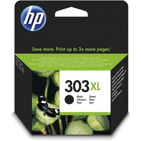 HP 303 XL haut rendement, cartouche d'encre Authentique, imprimantes HP Tango et HP ENVY Photo
