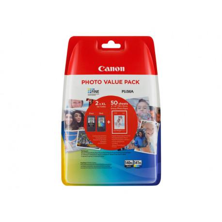 Canon PG-540 XL/CL-541XL Photo Value Pack