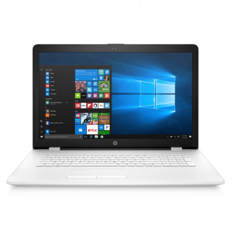 "Portable HP 17"" - Intel Celeron - SSD 480Go - 4 go DDR3 - Windows 10"