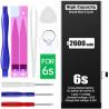 2600mAh Batterie pour iPhone 6S MNT