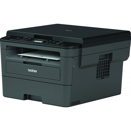 Brother Imprimante multifonction laser monochrome DCPL2510D gris