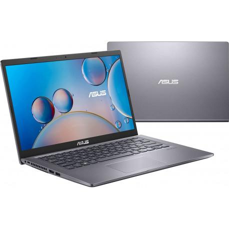 """Asus Vivobook PC Portable 14"""" FHD (i3-1005G1, RAM 8Go, SSD 256Go, Windows 10) Clavier AZERTY Français"""