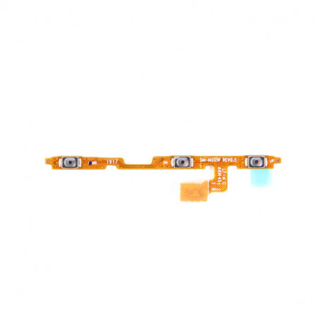 Nappe Flex Boutons Volume + Power Samsung A10 SM-A105F A105FN A105G A105M