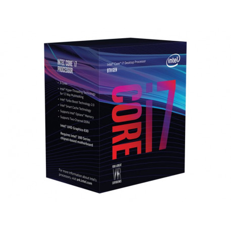 INTEL Intel Core i7 8700 LGA1151 v2