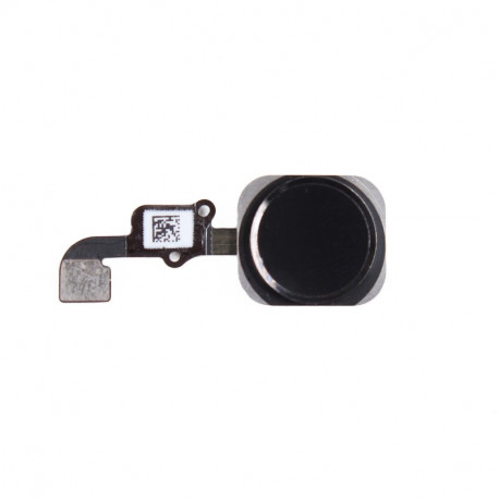 Bouton home noir+nappe Iphone 6